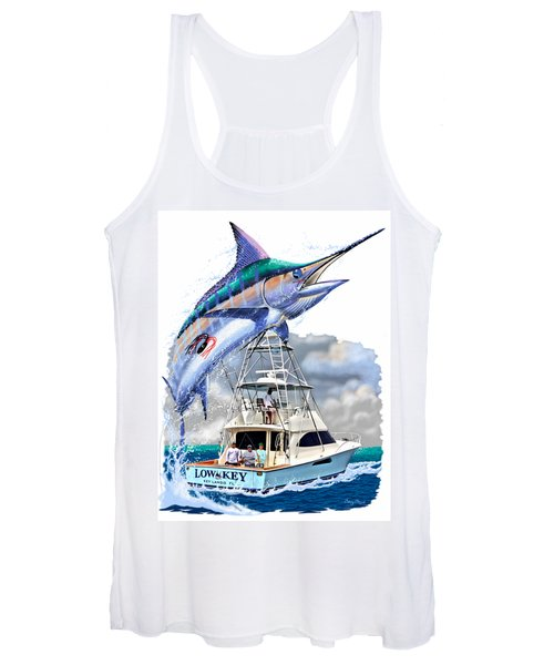 Marlin Commission  Women's Tank Top