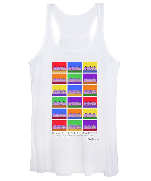 Mary's Signed Women's Tank Top