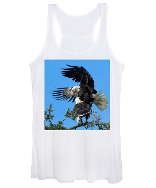 Mating Ritual Women's Tank Top