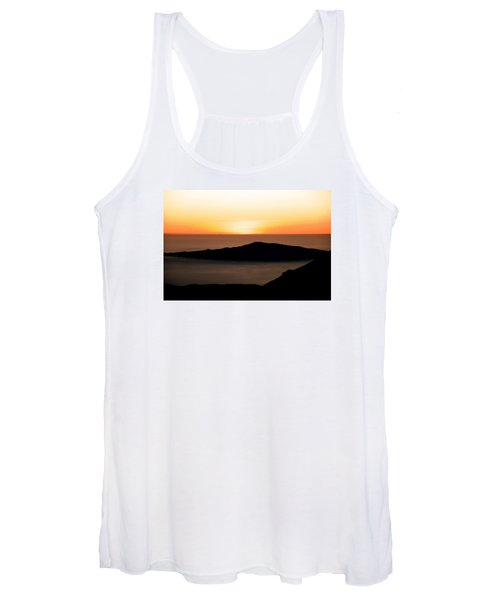 Mauna Kea Sunset Women's Tank Top