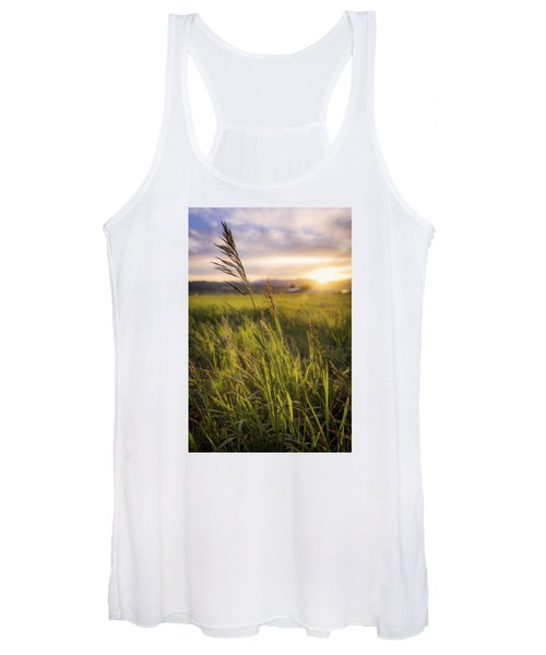 Meadow Light Women's Tank Top