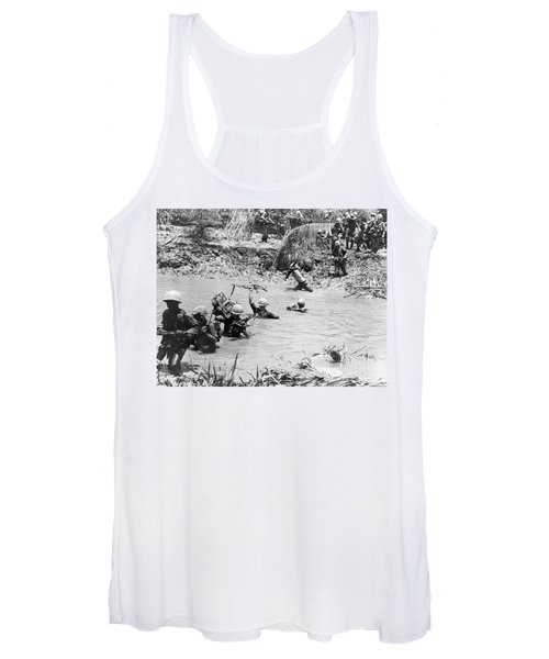 Mekong Delta Mission Women's Tank Top