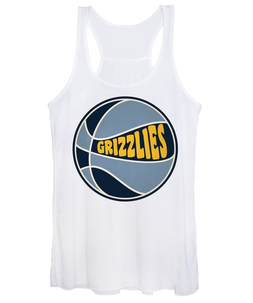 Memphis Grizzlies Retro Shirt Women's Tank Top
