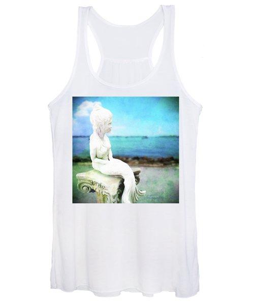 Mermaid Lisa Women's Tank Top