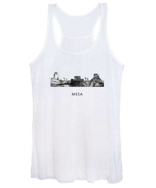 Mesa Arizona Skyline Women's Tank Top