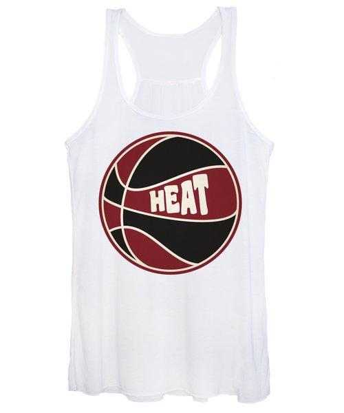 Miami Heat Retro Shirt Women's Tank Top