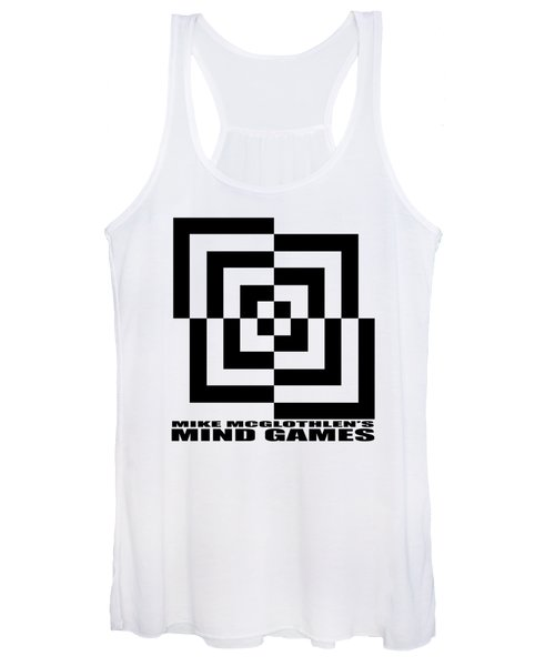Mind Games 10se Women's Tank Top