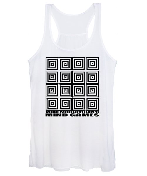 Mind Games 28se Women's Tank Top