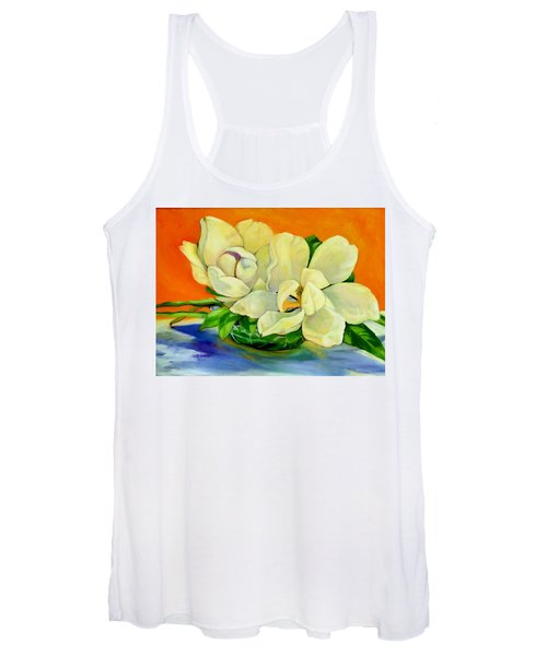 Mississippi Magnolias Women's Tank Top