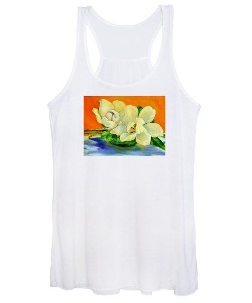 Mississippi Magnolias Women's Tank Top
