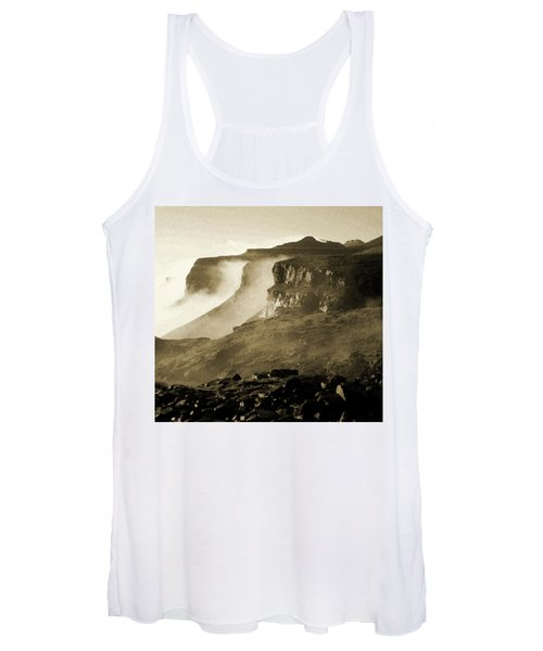 Mist In Lesotho Women's Tank Top