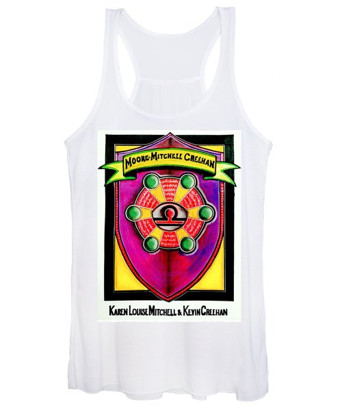 Mitchell-creehan Ancestral Healing Family Crest Women's Tank Top
