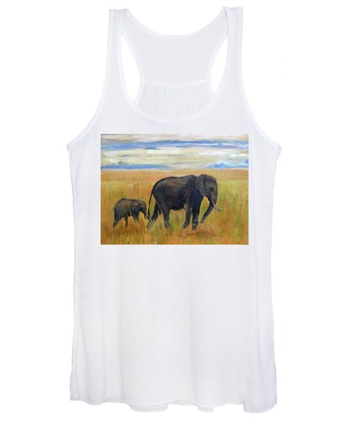 Mom And Me Women's Tank Top