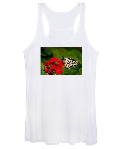 Monarh Butterfly Women's Tank Top
