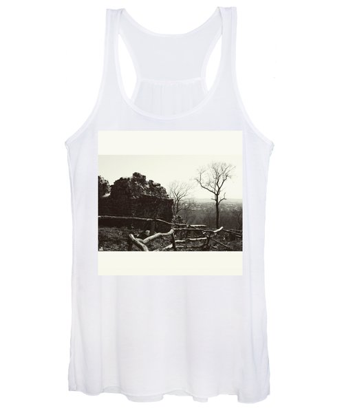 #monochrome #summer #canon #harz Women's Tank Top