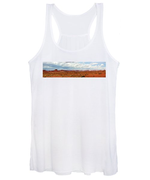 Monument Valley, Utah Women's Tank Top