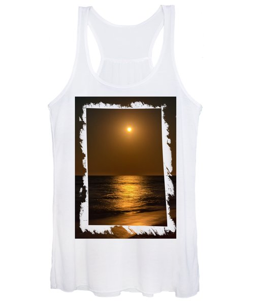 Moon Rising Women's Tank Top