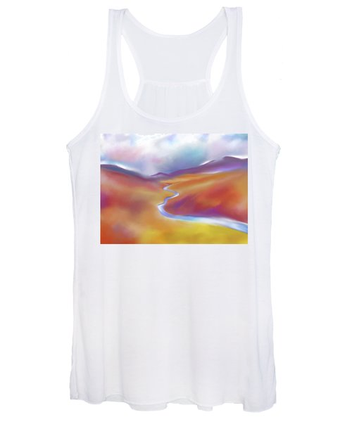Moors And Mountains Women's Tank Top
