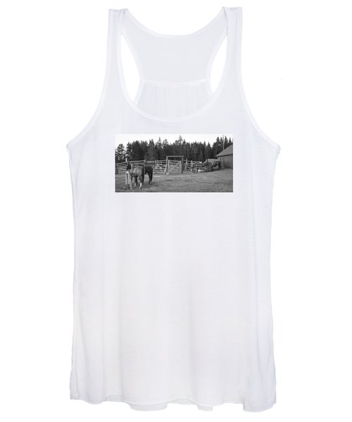 Mountain Corrals Women's Tank Top