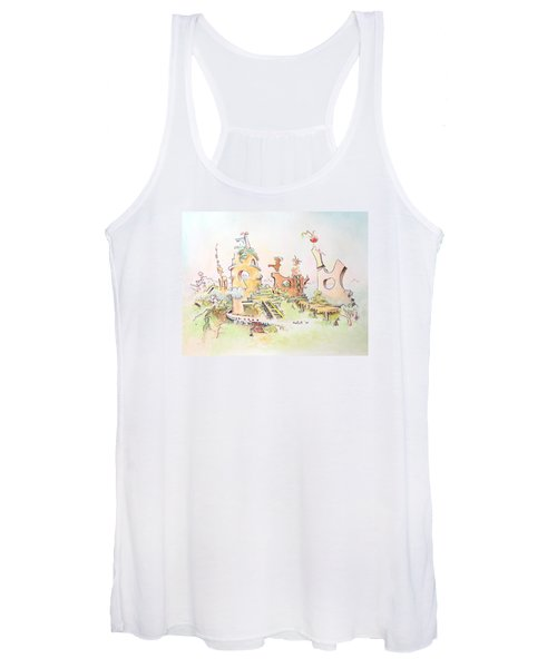 Mountain Retreat Women's Tank Top