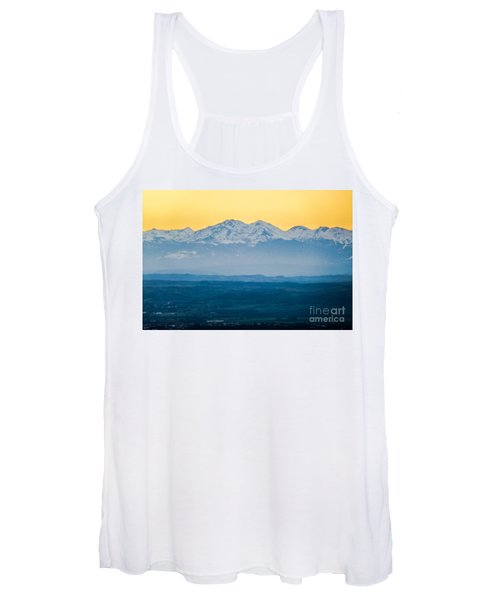 Mountain Scenery 7 Women's Tank Top