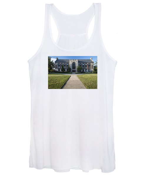 Msu Campus Summer Women's Tank Top