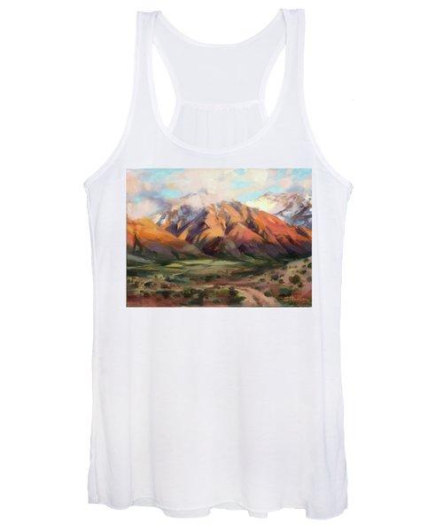 Mt Nebo Range Women's Tank Top