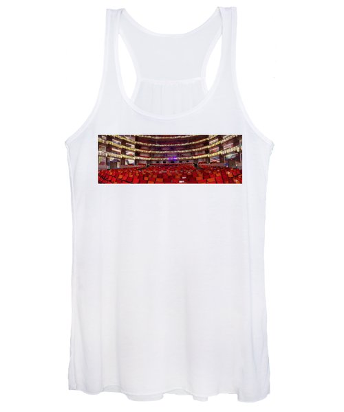 Murrel Kauffman Theater Women's Tank Top