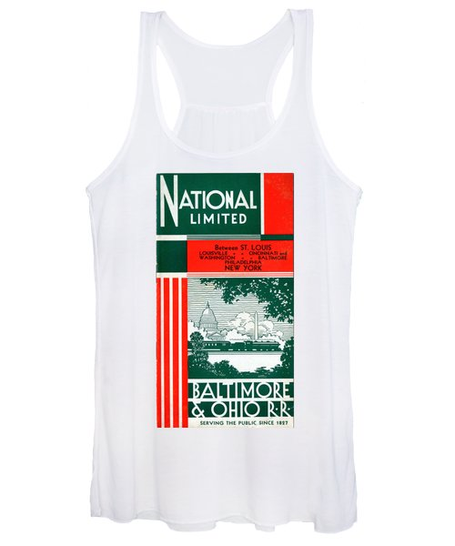 National Limited Women's Tank Top