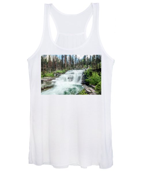 Nature Finds A Way Women's Tank Top