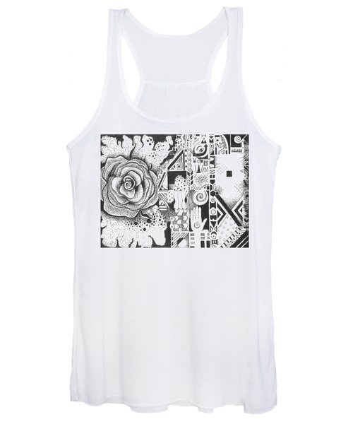 Nature Rules Aka That Which Remains Women's Tank Top