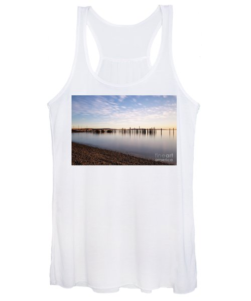 New Day In The Bay Women's Tank Top