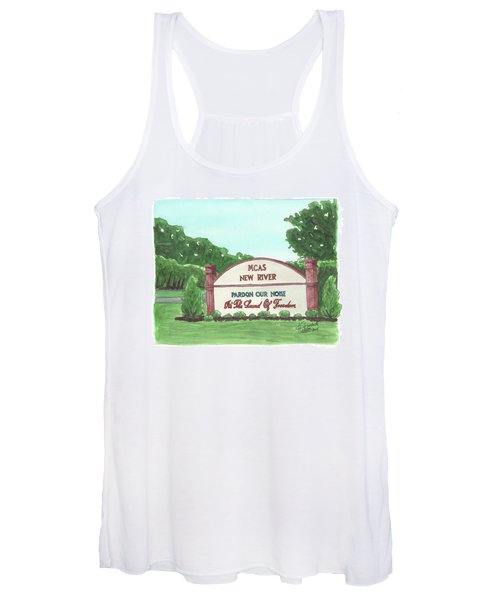 New River Welcome Women's Tank Top