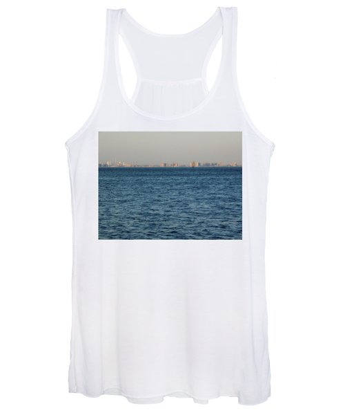 New York Skyline Women's Tank Top