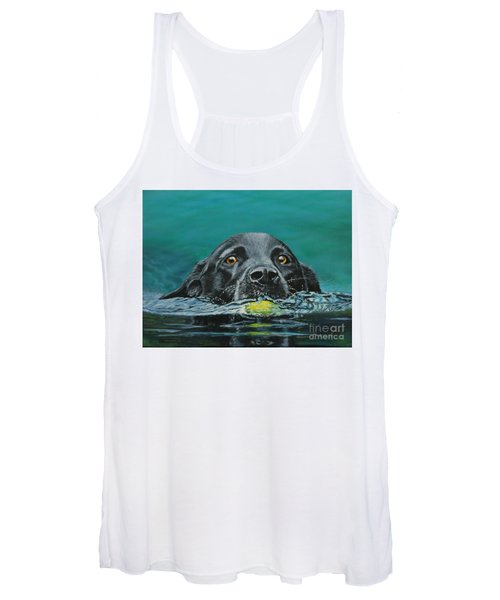 Next Time You Fetch It  Women's Tank Top