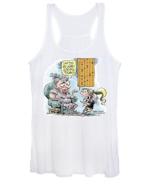 No Child Left Behind Testing Women's Tank Top
