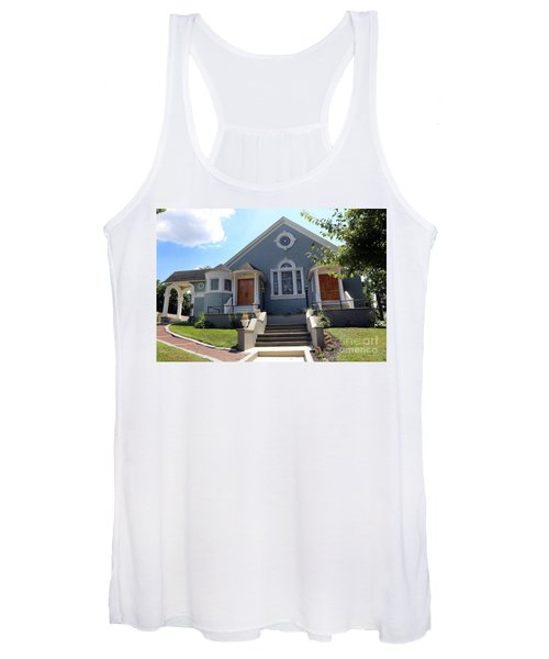 North Shore Assembly Of God Church Women's Tank Top