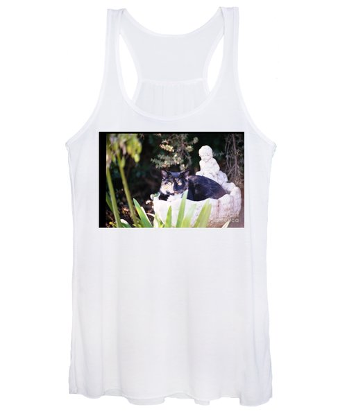 Not Just For The Birds Women's Tank Top