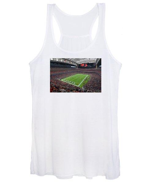 Nrg Stadium - Houston Texans  Women's Tank Top