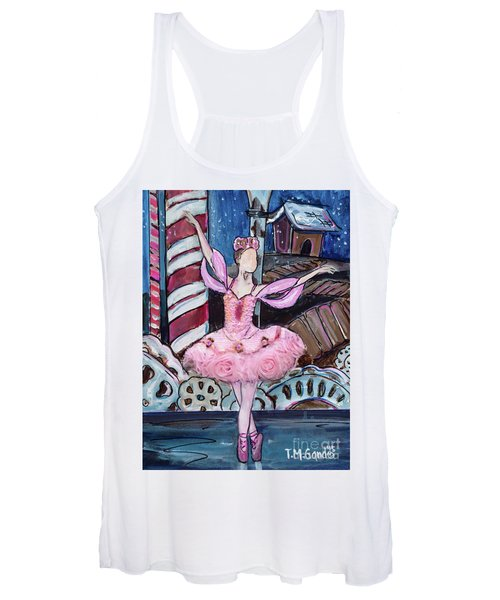 Nutcracker Sugar Plum Fairy Women's Tank Top