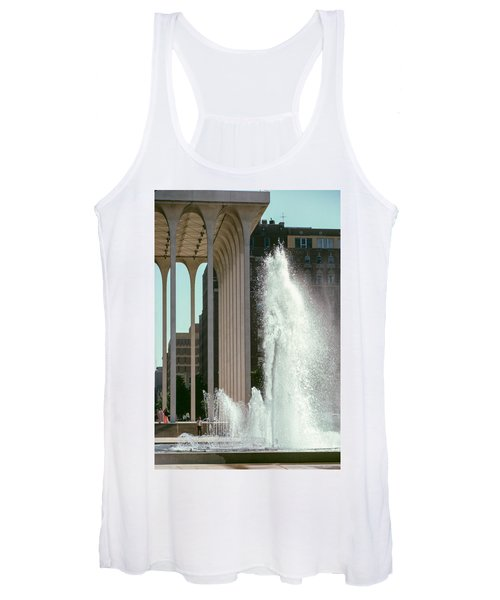 Nwnl Fountains - July 1973 Women's Tank Top