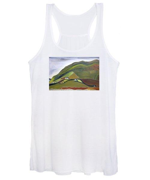 O Mountains That You Skip Women's Tank Top