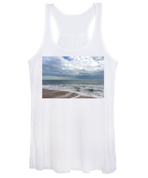 Ocean Blue Women's Tank Top