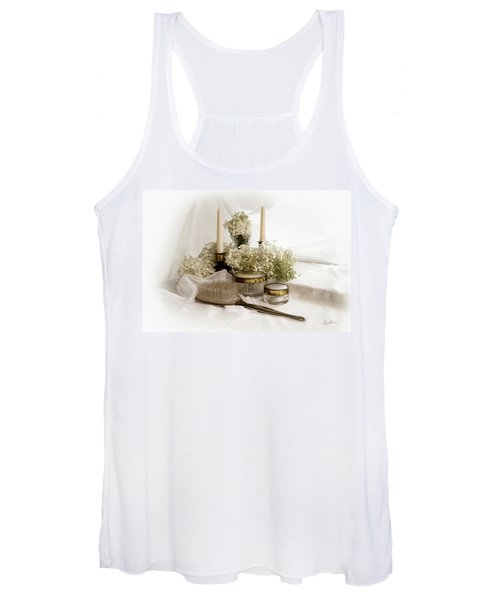 Of Days Past Women's Tank Top