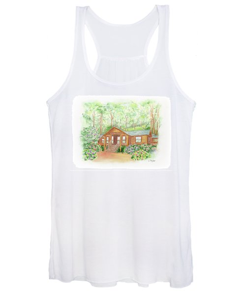 Office In The Park Women's Tank Top