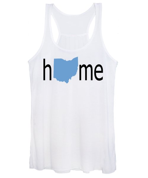 Ohio - Home Women's Tank Top