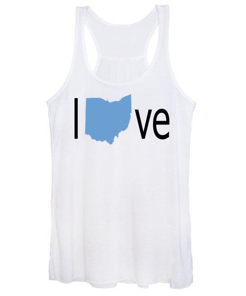 Ohio Love Women's Tank Top