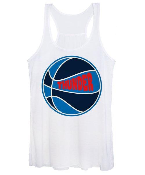 Oklahoma City Thunder Retro Shirt Women's Tank Top