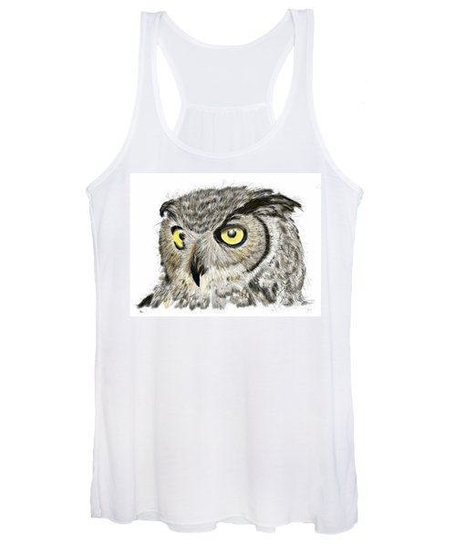 Old And Wise Women's Tank Top