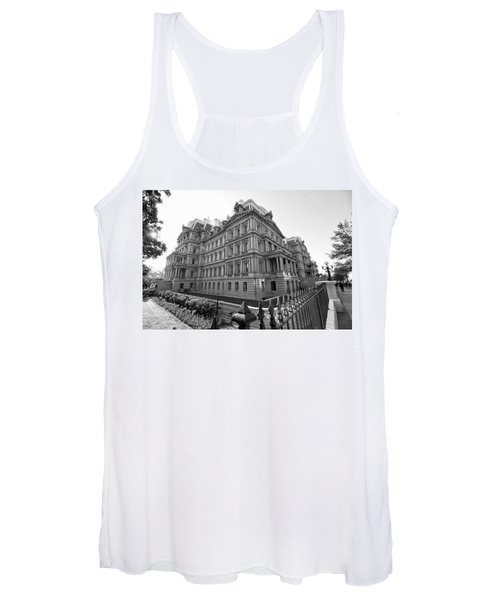 Old Executive Office Building Women's Tank Top